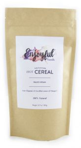Enjoyful Foods' Paleo Vegan Hot Cereal Review