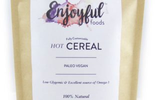 Enjoyful Foods - Paleo Vegan Hot Cereal